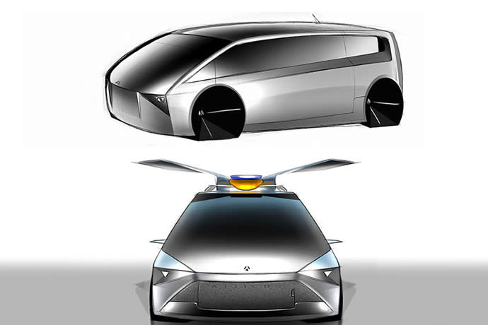 Atticus robot: Aluminium electric cars for the mass market
