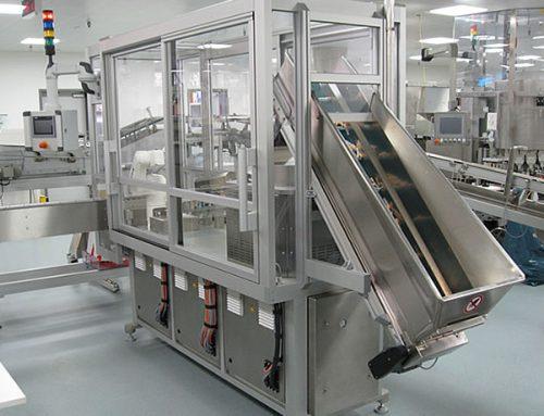 Sistema pick-and-place de alta precisión para la industria de las ciencias biológicas