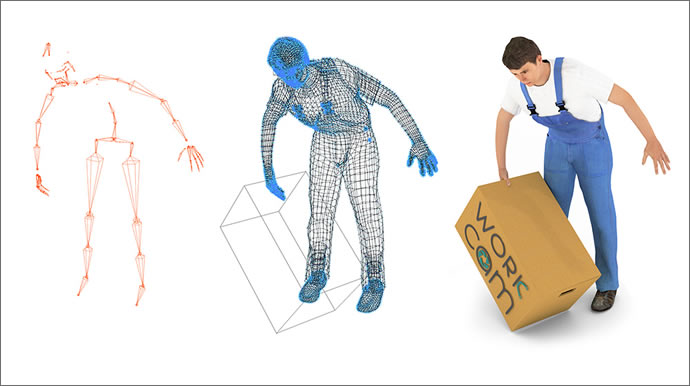 Innovation for ergonomics – 3D software that works with you