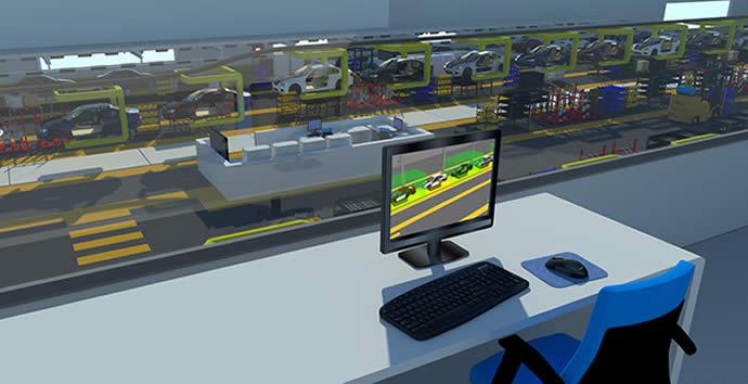 Diseño de fábrica Lean para planificar la producción