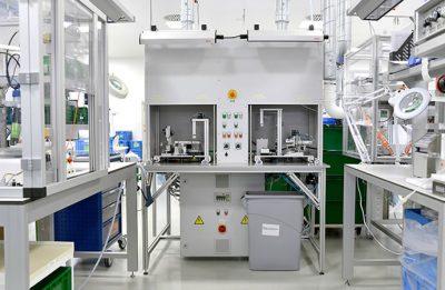 U-line for medical technology