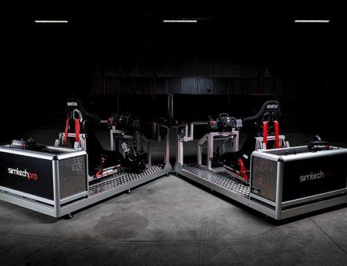 Simulación de carreras de alto octanaje – alta velocidad con item