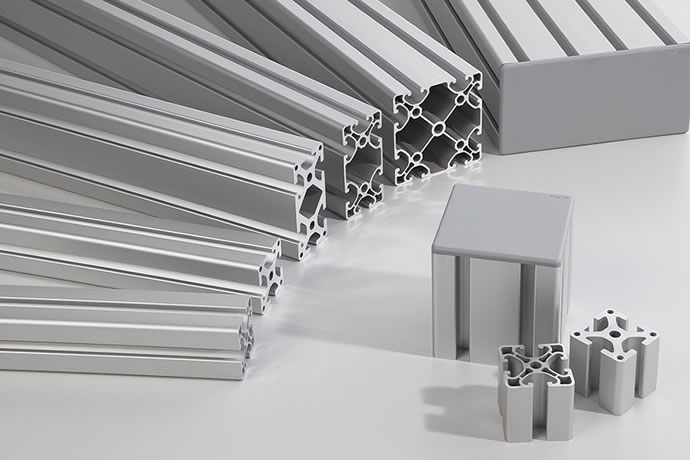 Aluminium profiles in specialist mechanical engineering – ideas and advantages