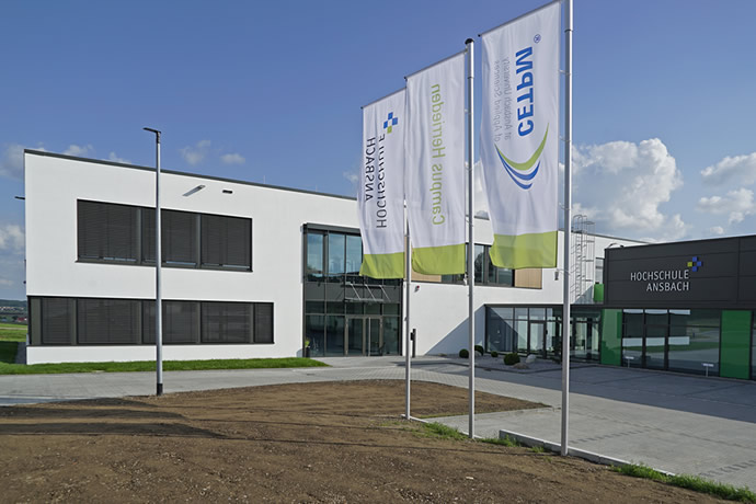 Lean training: A new campus for the CETPM