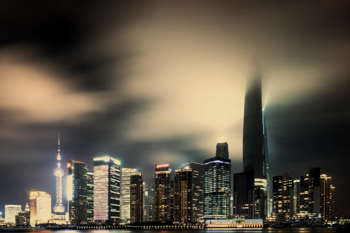 Shanghai Tower: The secret to its stability
