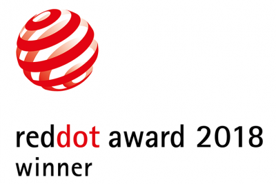 Red Dot Award 2018 goes to the item Toolpanelsystem