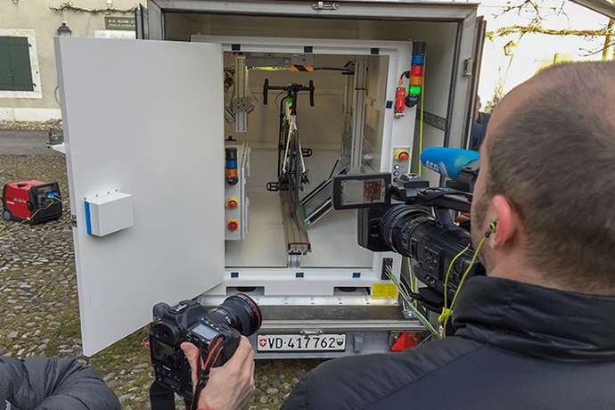 Using X-ray technology to uncover motor doping