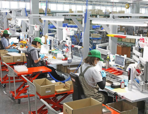 Imao Corporation champions ergonomics in Japan