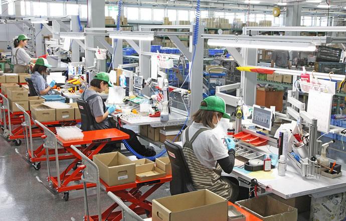 Imao Corporation champions ergonomics in Japan