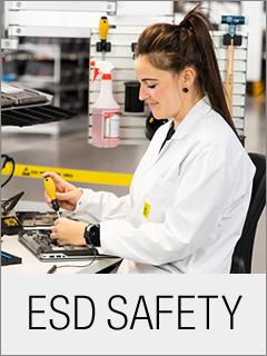 ESD safety
