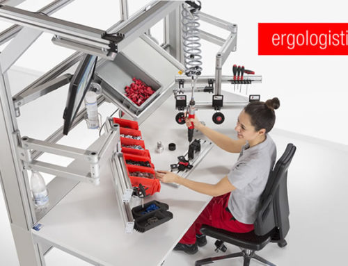 Ergologistic® the perfect balance