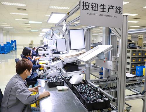 La producción Lean Aumenta la Eficiencia – Turck en China de camino hacía el éxito