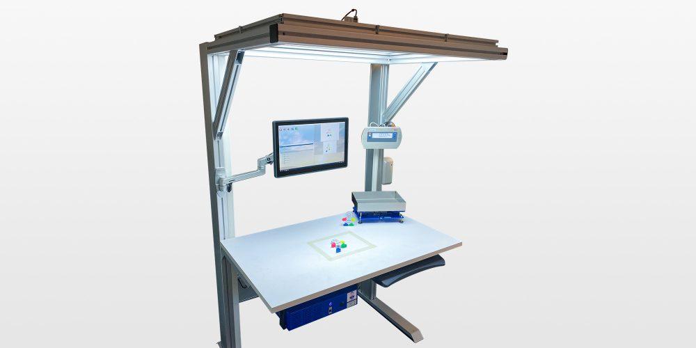 Cognitive Assistance Ergonomic Work bench