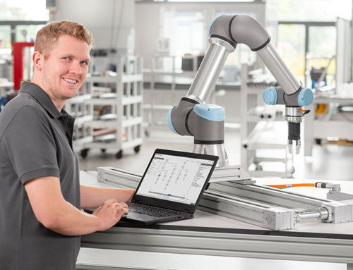 Robotics and Linear Technology – A Perfect Combination